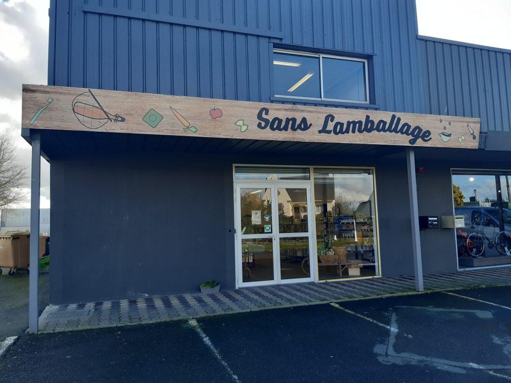 Boutique vrac Sans Lamballage Lamballe